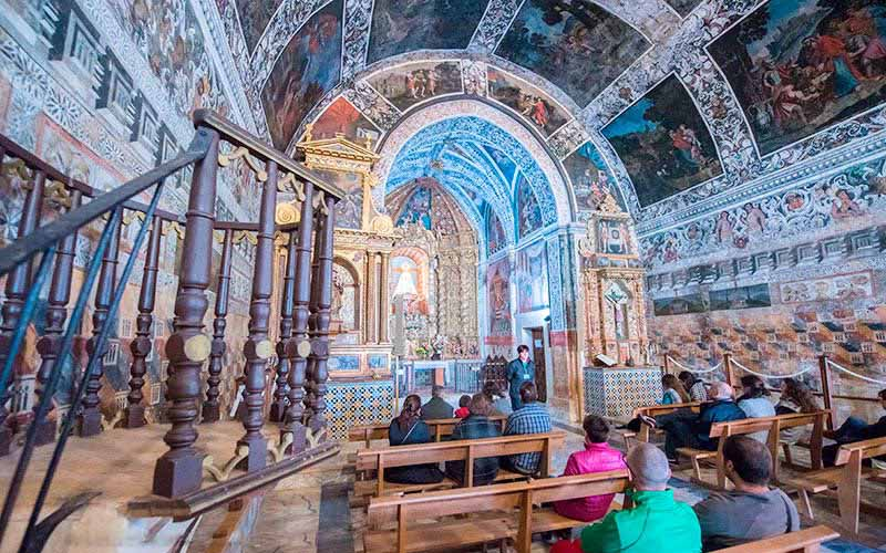 Sistine Chapel of Extremadura