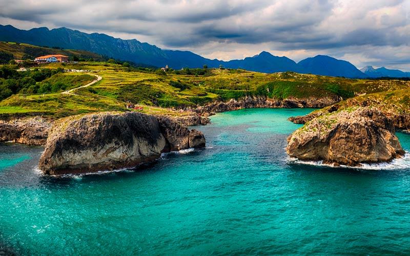 costa de España: Costa Verde