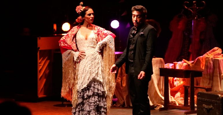 Juanito Valderrama, el Musical