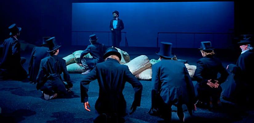Laberinto Magico Max Aub teatro