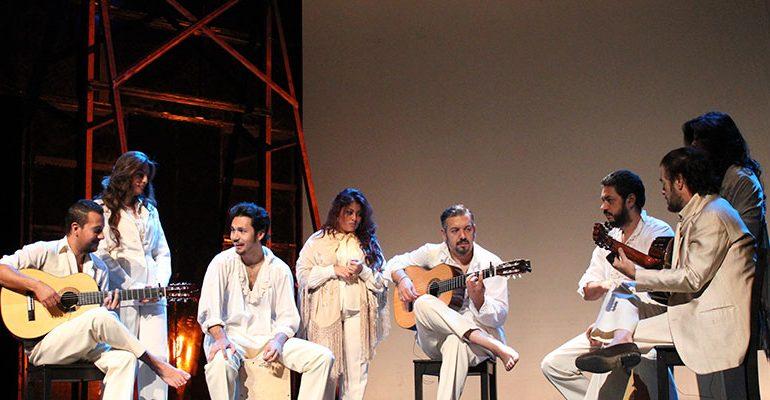 Oración Flamenca a lo Broadway