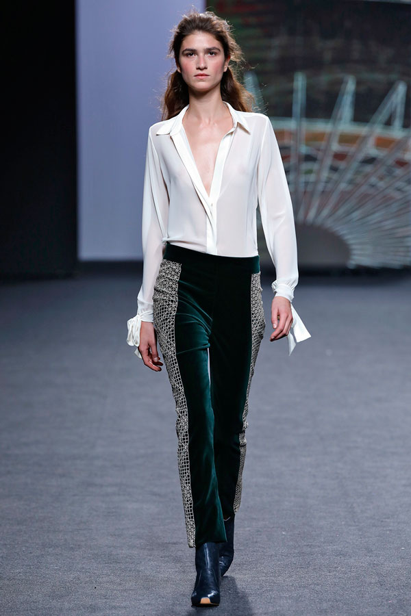 madrid fashion week otono invierno