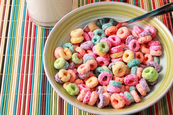 alimentos prohibidos cereales no integrales