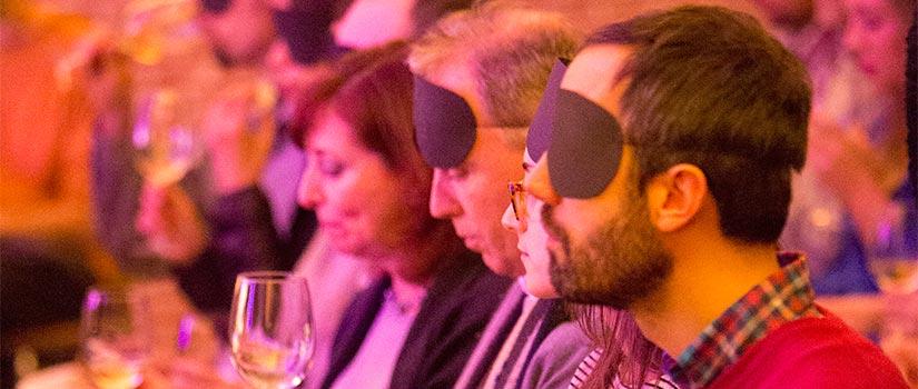 gastrofestival concierto ciegas