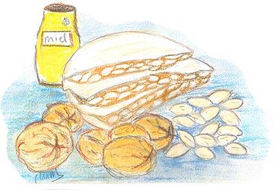 Ilustración Chirri Moreno Santa Maria