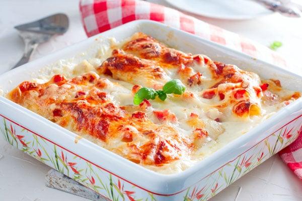recetas lasana mejillones escabeche
