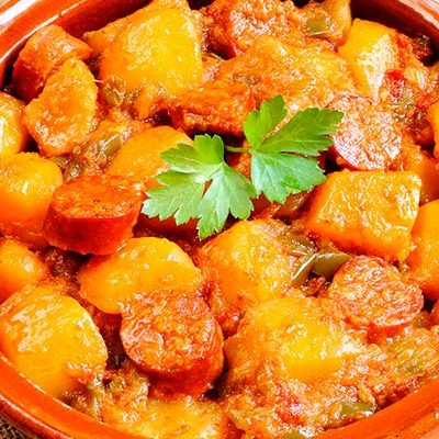 Rioja-Style Potatoes Recipe