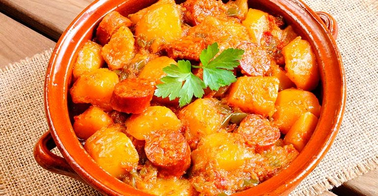 Rioja-Style Potatoes Recipe