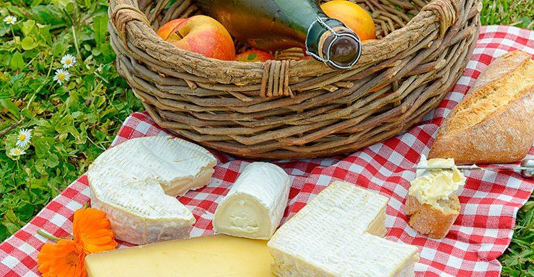 Qué picnic llevar según tu destino