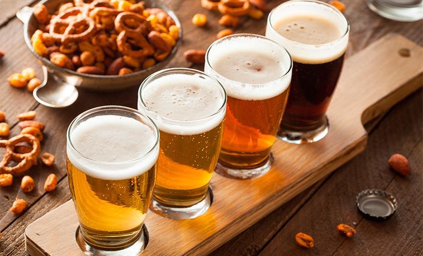 cata cervezas