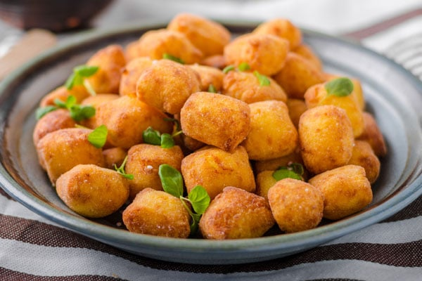 croquetas queso cabrales