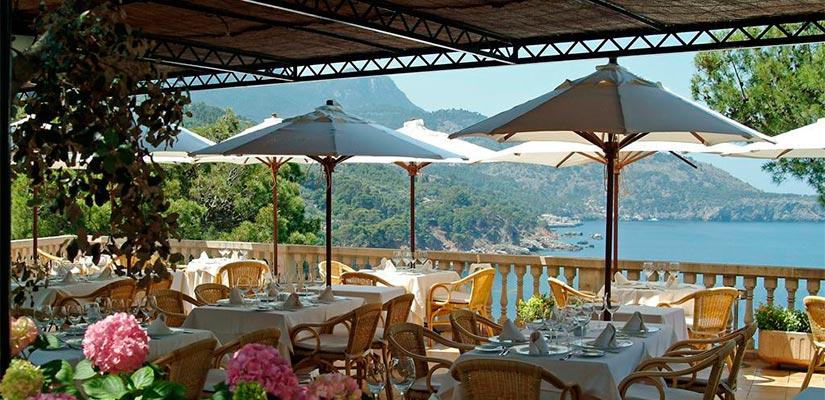 restaurantes con vistas ben davalls