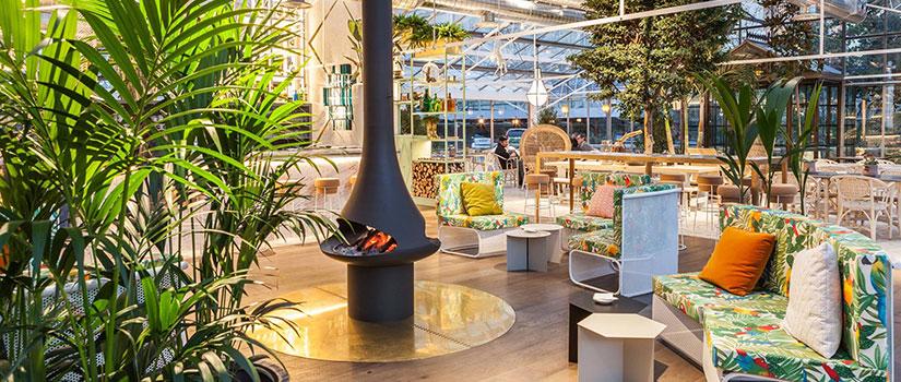 restaurantes romanticos madrid invernadero penotes