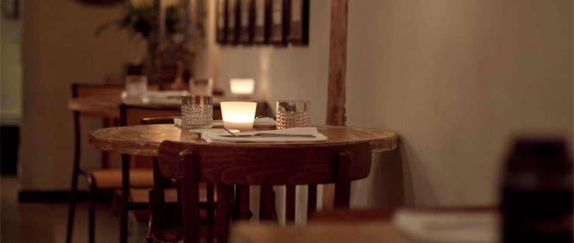 restaurantes romanticos madrid vinoteca moratin