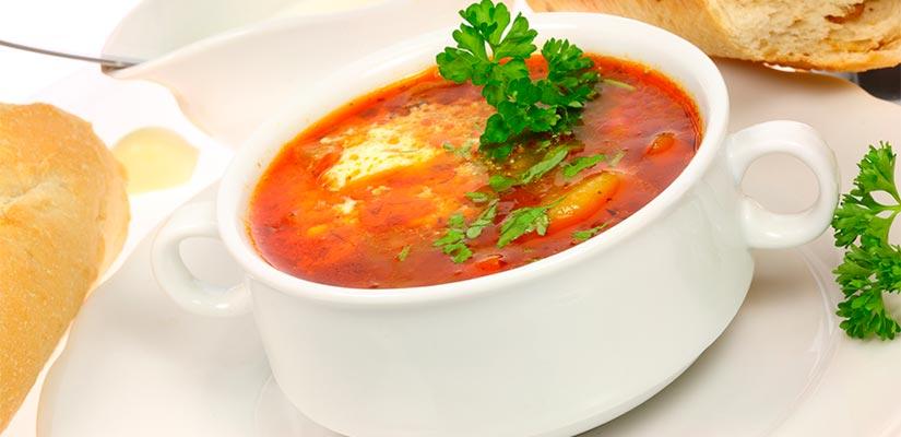sopa de ajo espana fascinante