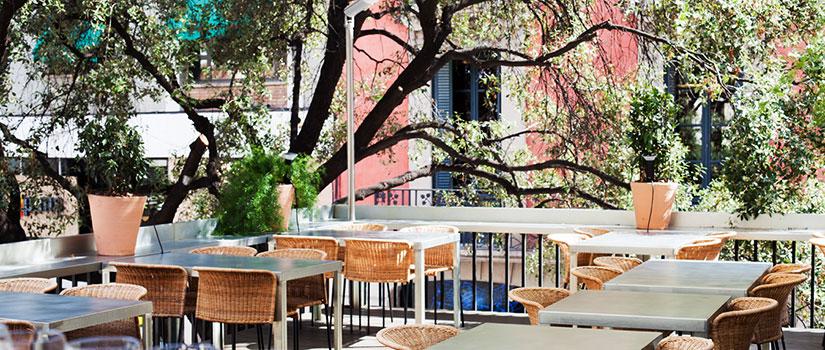 terrazas barcelona cercle restaurant