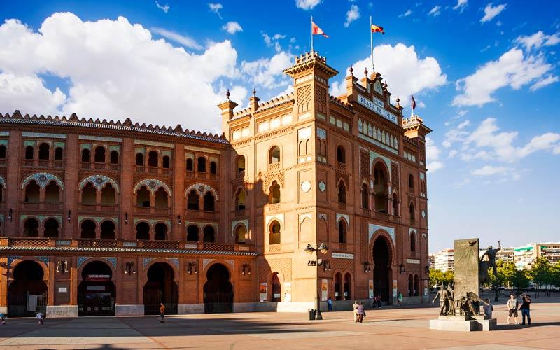 Madrid antiguo: Plaza de las Ventas actualmente