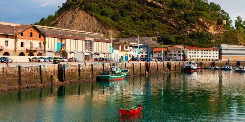 puertos pesca getaria
