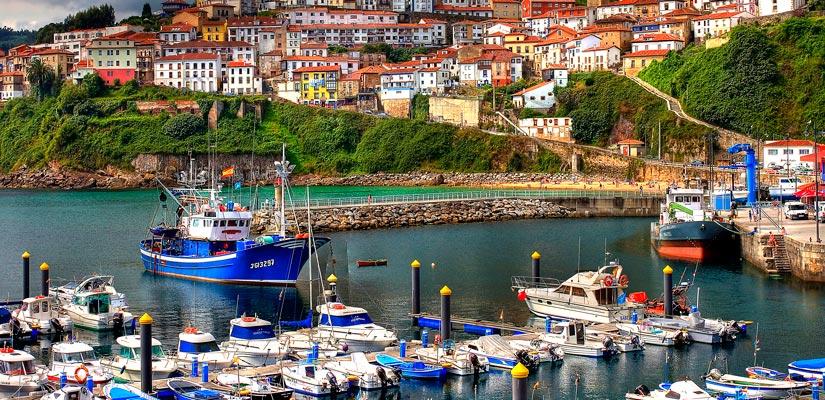 puertos pesca cantabrico