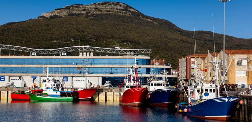 puertos pesca lastres