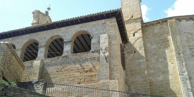 Iglesias del Camino Francés: San Martín de Tours