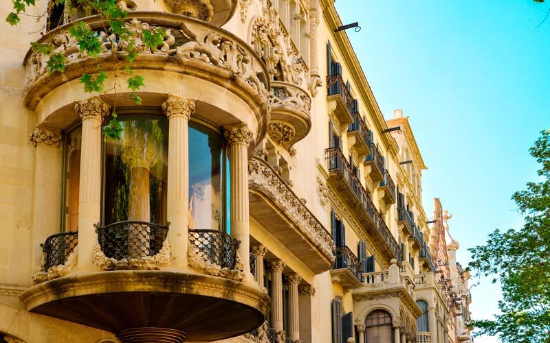 Tour gratis por Barcelona: Casa Lleo Morera