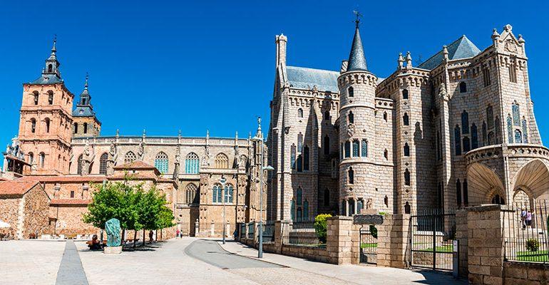 Ruta de las catedrales de Castilla y León