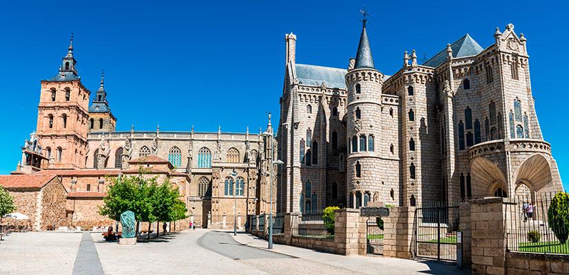 ruta catedrales castilla leon astorga
