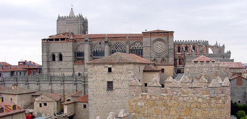 ruta catedrales castilla leon avila