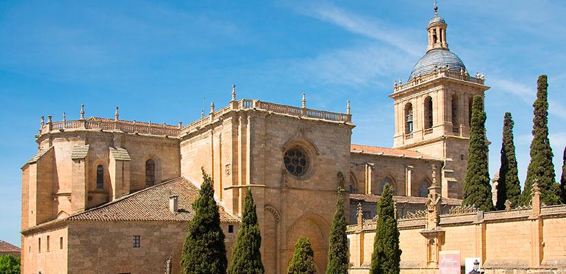 ruta catedrales castilla leon ciudad rodrigo