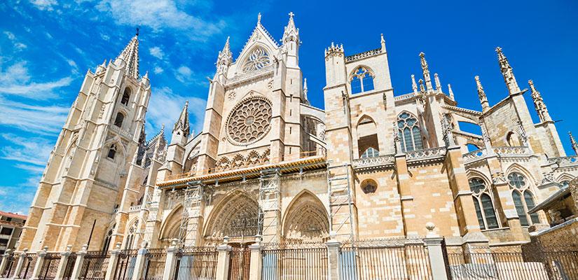 ruta catedrales castilla leon leon