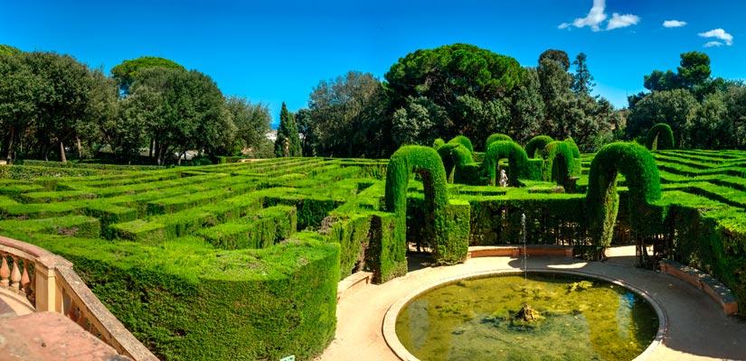 5 planes rom nticos en barcelona espa a fascinante for El jardin romantico