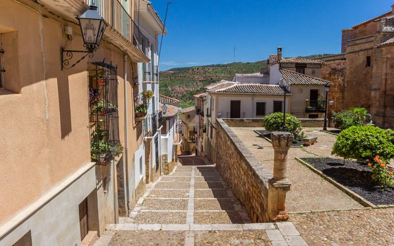 Calles de Alcaraz