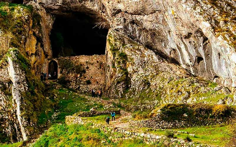 camino de santiago por el interior de Euskadi
