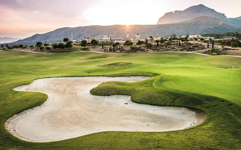 Club de Golf Villaitana