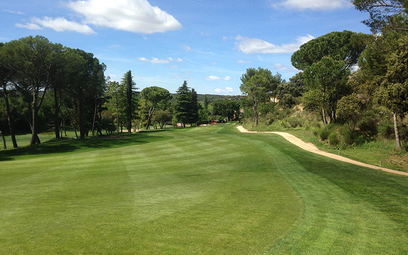 Club de Golf Lomas Bosque