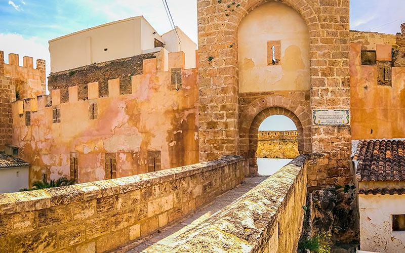 Carretera de Valencia Castillo de Buñol