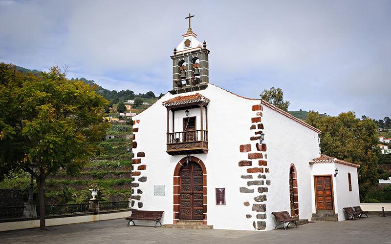 Ermita de Nuestra Señora de Candelaria en La Palma