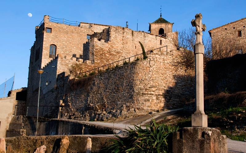 castillos a la venta en España: Vallfogona