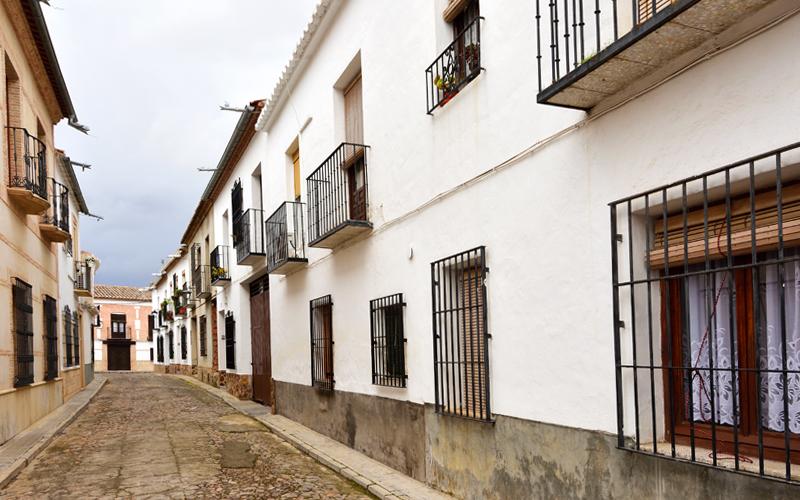 Almagro, en Ciudad Real, parada de la ruta por la España de Almodóvar