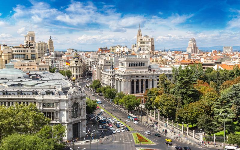 Madrid, parada obligatoria en la ruta por la España de Almodóvar