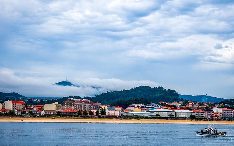 Ciudades más lluviosas: Vigo