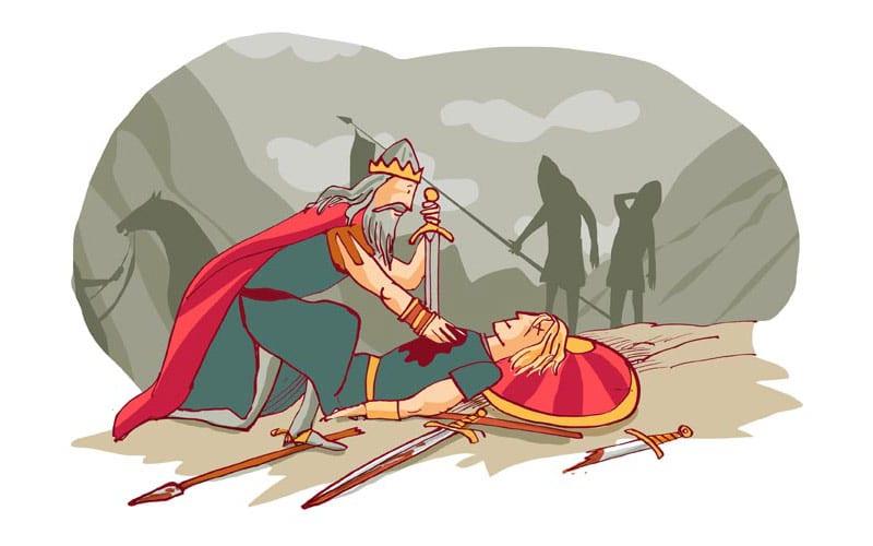 La batalla de Roncesvalles - que ver en Navarra