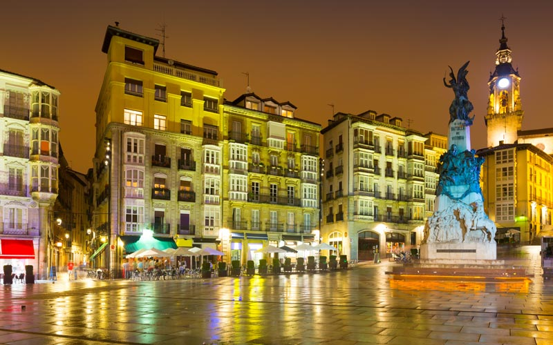 leyendas de Euskadi