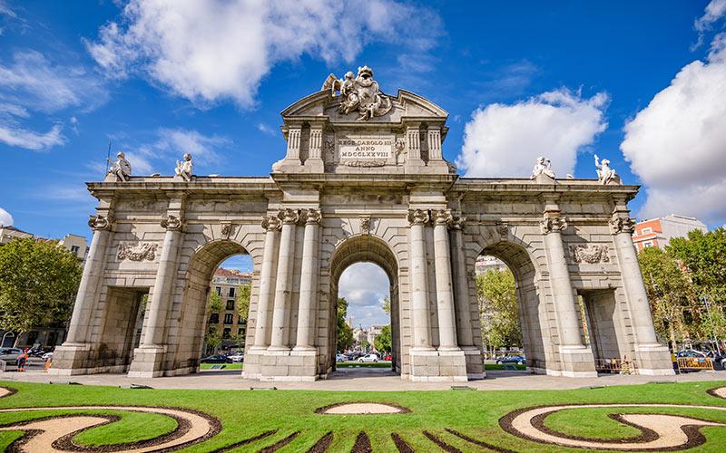 Arco del triunfo de España
