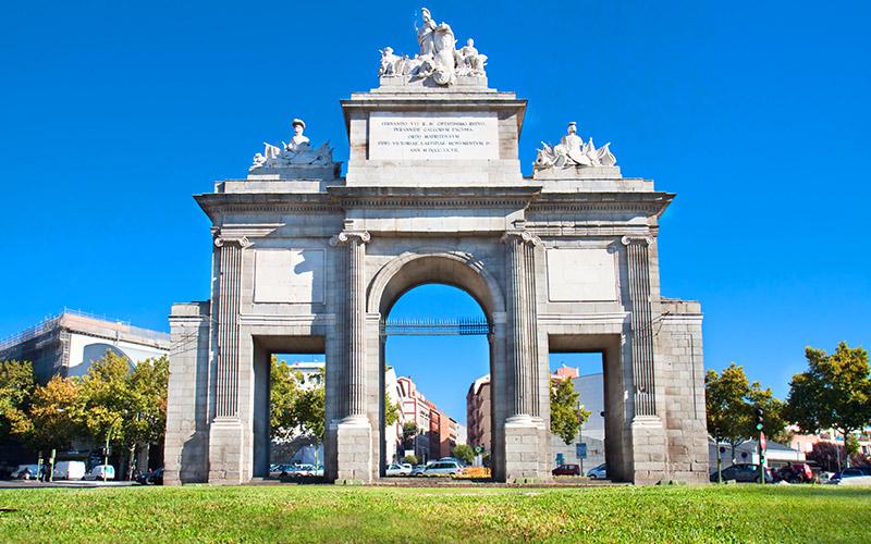 Arco de triunfo de España