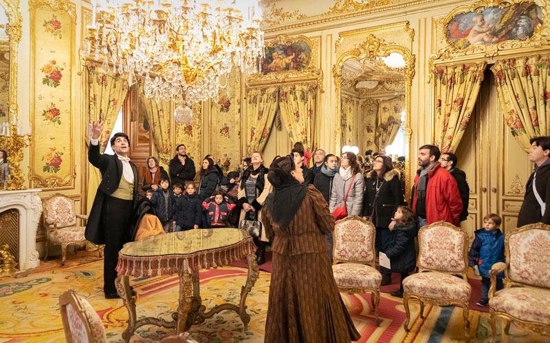 30 palacios de Madrid