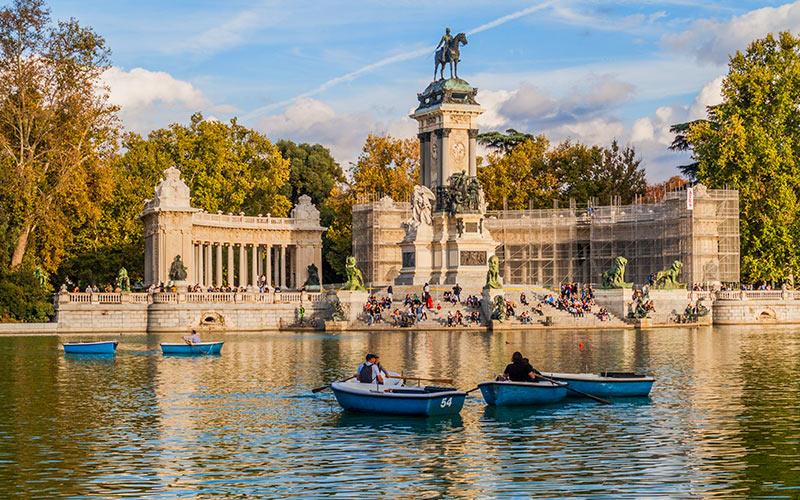 planes baratos en Madrid