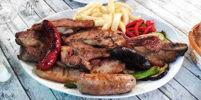 comer en Mirambel
