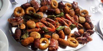 comer en Cala Murada